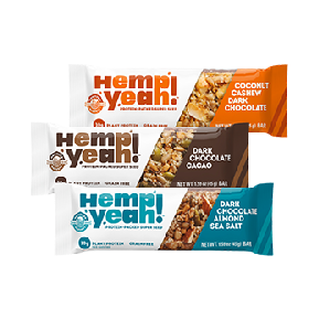 Hemp Yeah Granola Bar