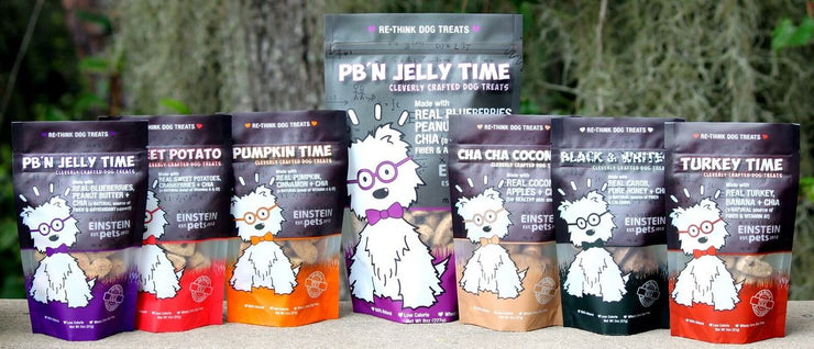 Einstein Pet Treats