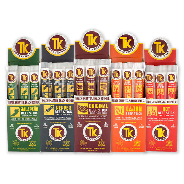 Tom Kosher Beef Sticks