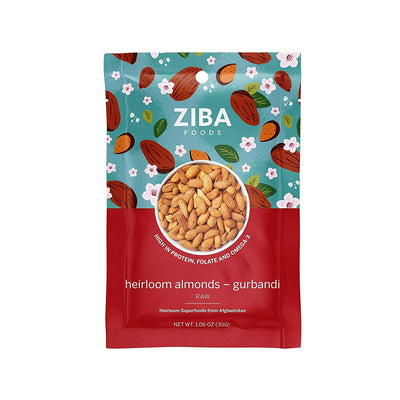 Ziba Foods Heirloom Almonds
