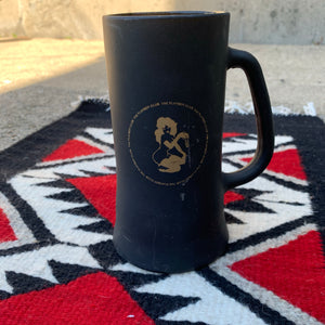 Vintage Black Playboy Club Mug