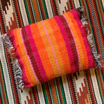 Vintage Neon Throw Pillow