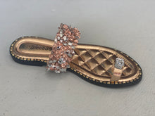 Load image into Gallery viewer, Rose Gold Sandals