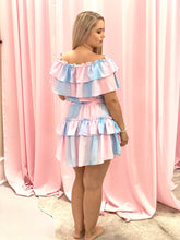 Load image into Gallery viewer, Cotton Candy Ruffle Dress