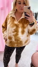 Load image into Gallery viewer, Carmel Ice Cream Fluff Sweatshirt