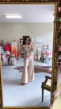Load image into Gallery viewer, Nude Wide Leg Pant