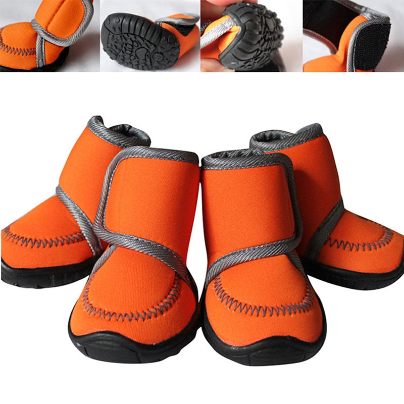 Waterproof Pet Shoes