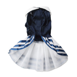 Sailor dog dress