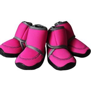 Open image in slideshow, Waterproof Pet Shoes
