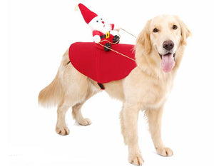 Open image in slideshow, Christmas Pet costume