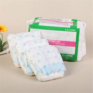 Open image in slideshow, 10Pcs Disposable Pet Sanitary Diaper
