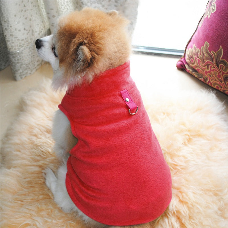 Warm Dog jumper