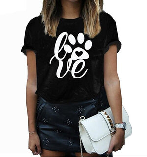 Open image in slideshow, Love Paw T-Shirt