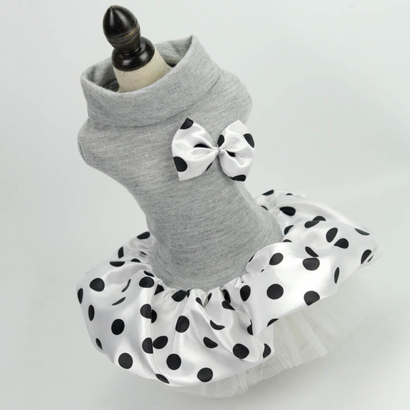 Cute dog dress