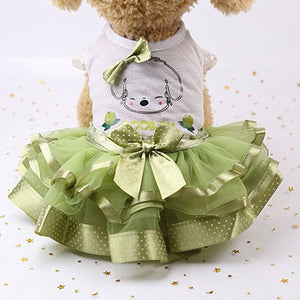 Open image in slideshow, Pet Tutu Dress
