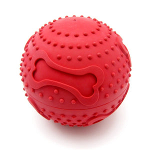 Open image in slideshow, Rubber chew ball