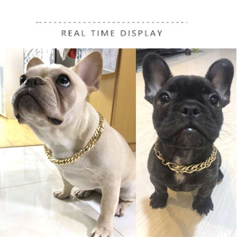 Cuban Links Dog Chain