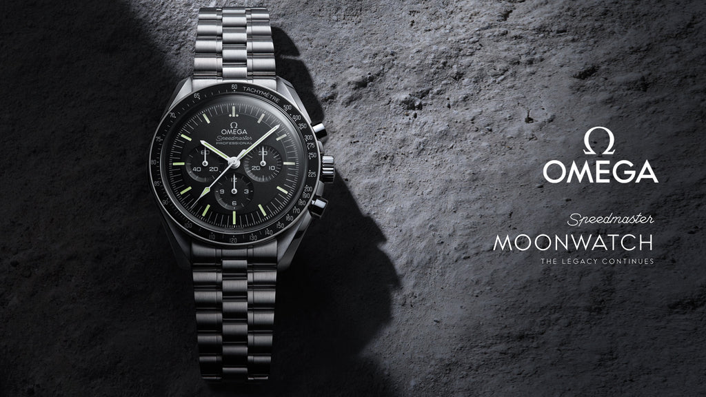 OMEGA MOONWATCH PROFESSIONAL CO‑AXIAL MASTER CHRONOMETER