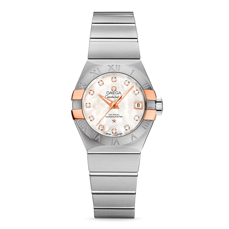 Omega Constellation Co-Axial Chronometer 27mm  Omega