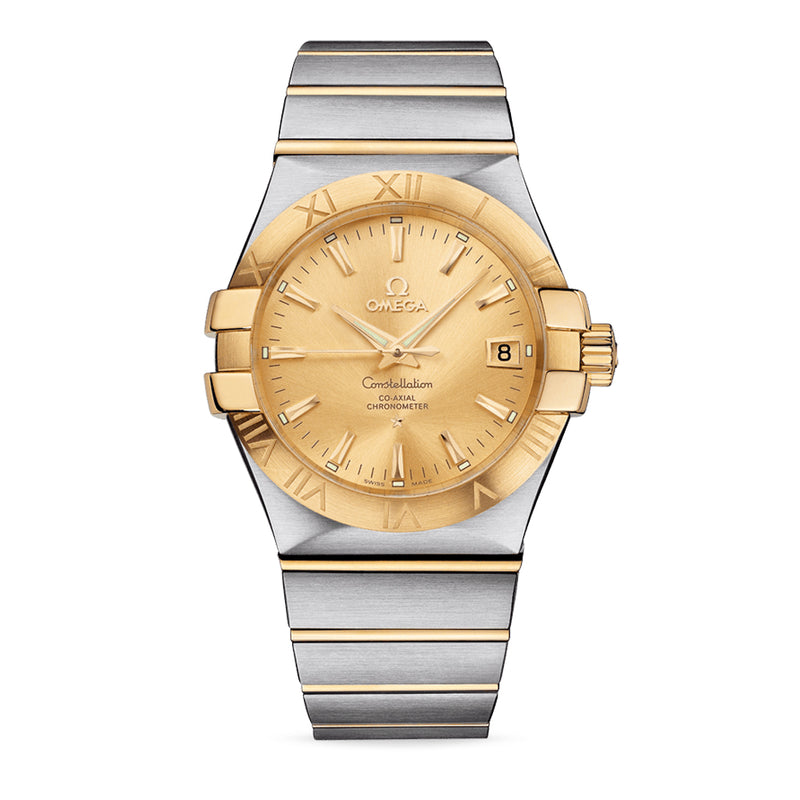 Omega Constellation Co-Axial 35mm  Omega