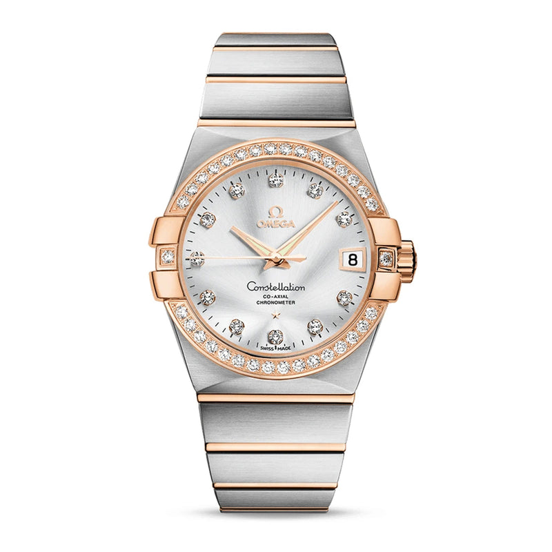 Omega Constellation Co-Axial 38mm  Omega