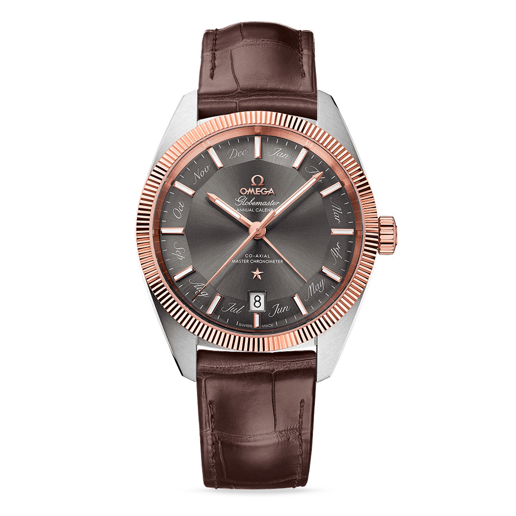 Omega Constellation Globemaster Co-Axial Chronometer Annual Calendar 41mm  Omega