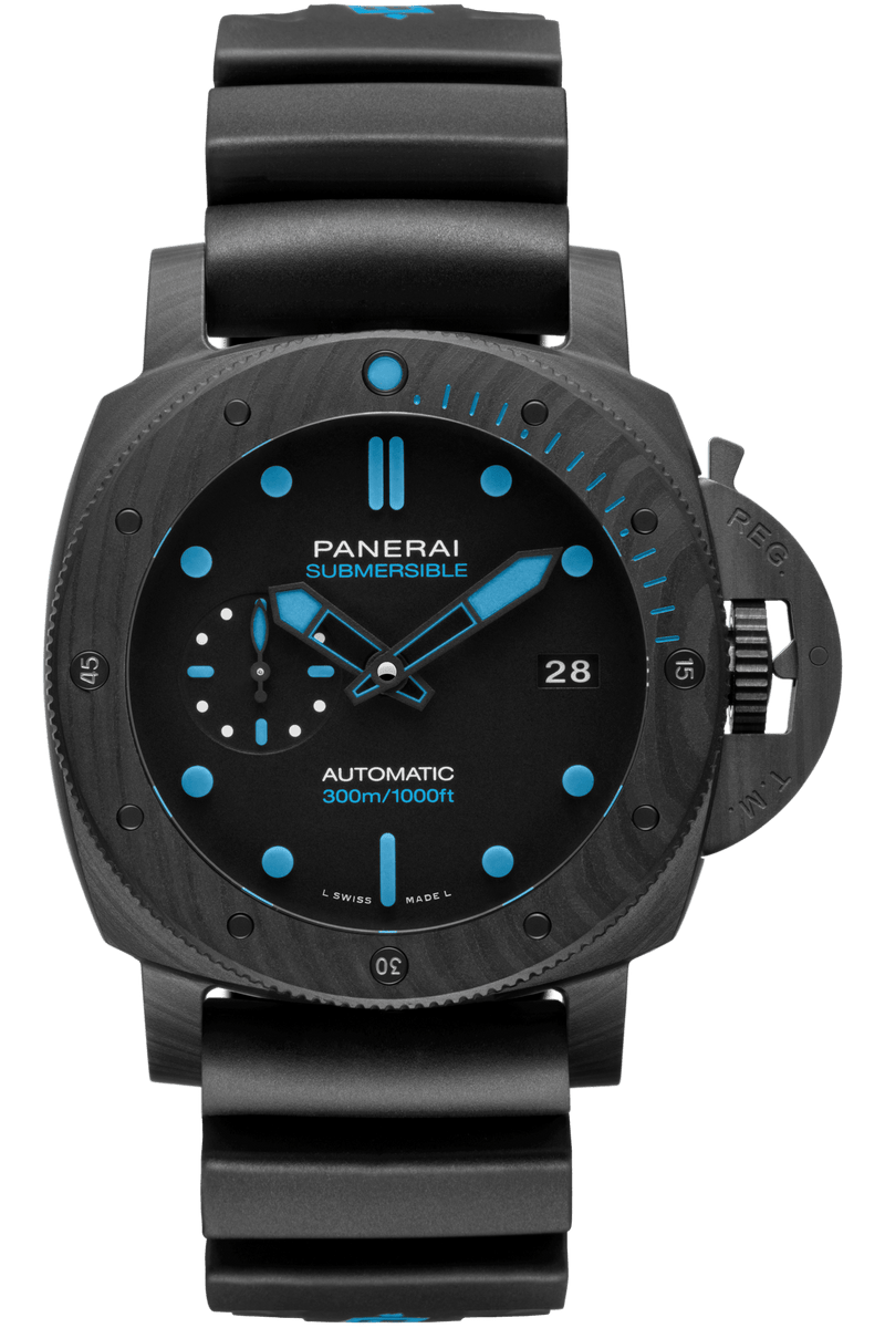 Panerai PAM00960 - Submersible Carbotech - 42mm  Panerai