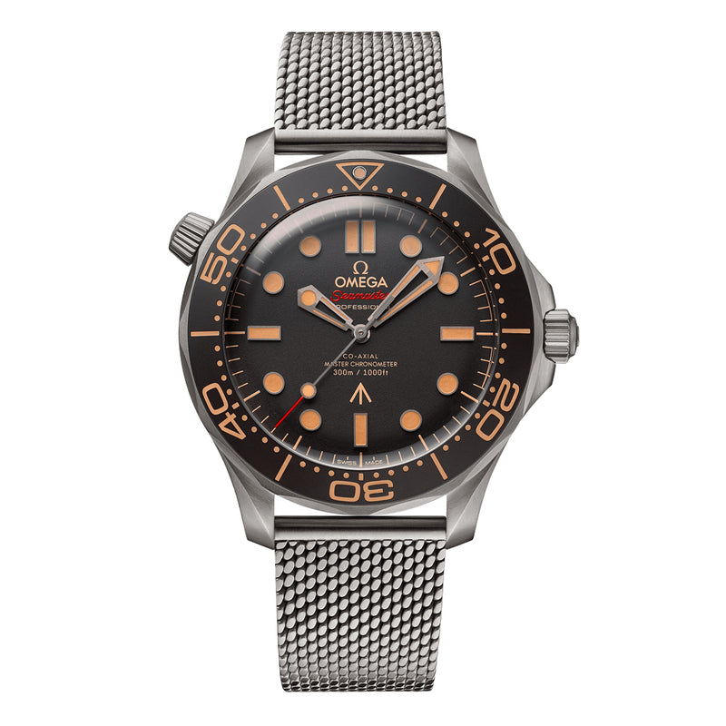 Omega Seamaster Diver 300M Co-Axial Master Chronometer 42mm 007 Edition  Omega