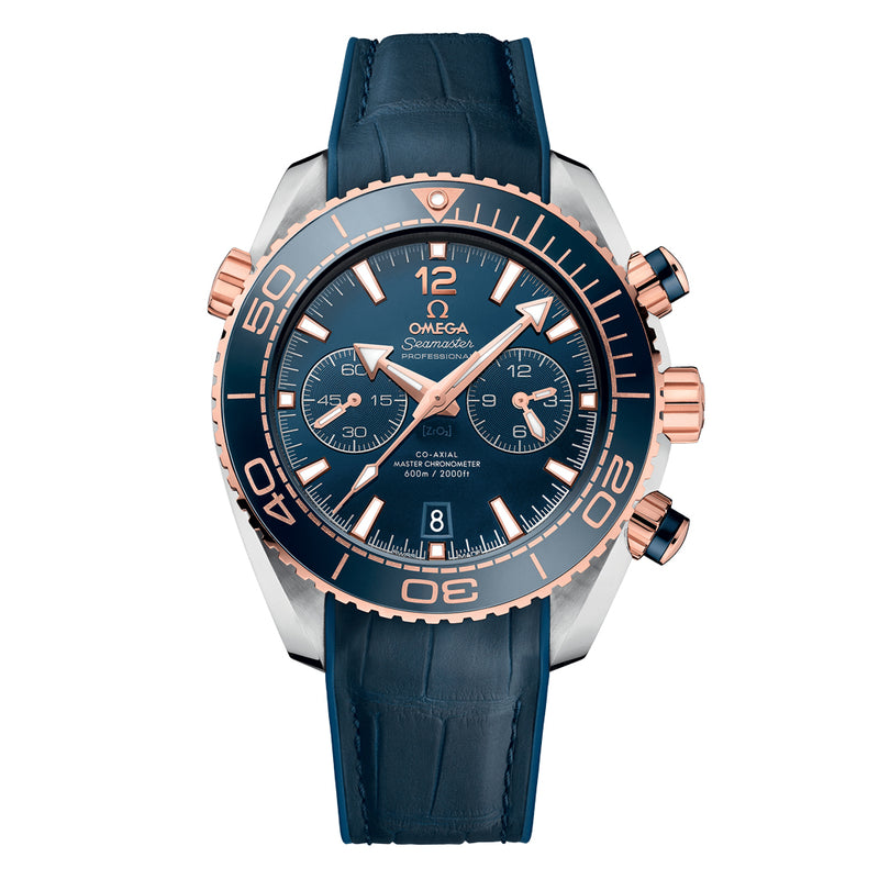 Omega Seamaster Planet Ocean 600M Co-Axial Master Chronometer Chronograph 45.5mm  Omega