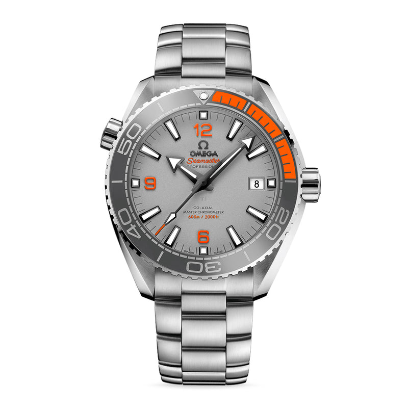 Omega Seamaster Planet Ocean 600M Co-Axial Master Chronometer 43.5mm  Omega