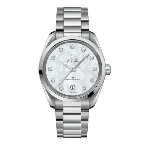 Omega Seamaster Aqua Terra 150M Co-Axial Master Chronometer Ladies' 38mm  Omega