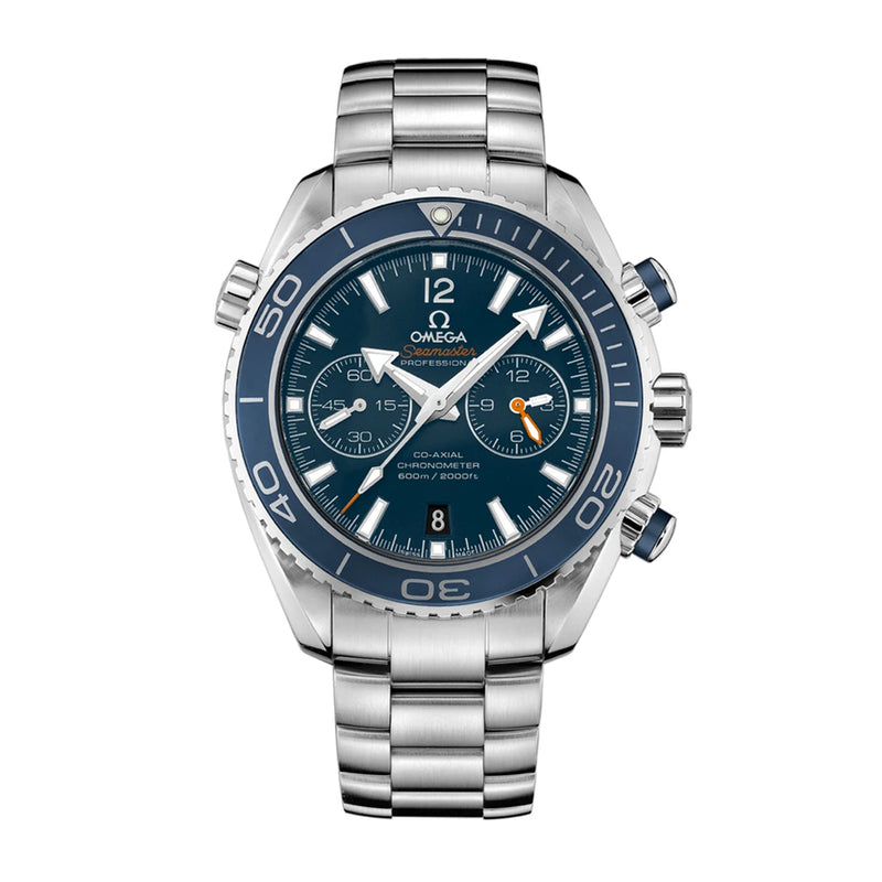 Omega Seamaster Planet Ocean 600M Co-Axial Chronograph 45.5mm  Omega