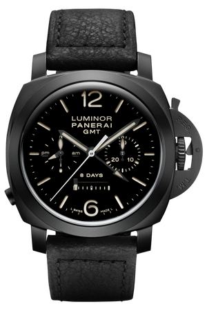 Panerai PAM00317 - Luminor 8 Days GMT - 44mm  Panerai