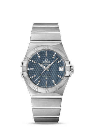 OMEGA CONSTELLATION CO‑AXIAL 35 MM - Steel on Steel  Omega