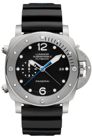 Panerai PAM00614 - Submersible Chrono - 47mm  Panerai