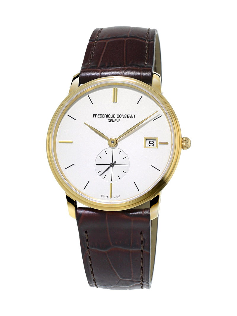 Frederique Constant Slimline Gents Small Seconds  Frederique Constant