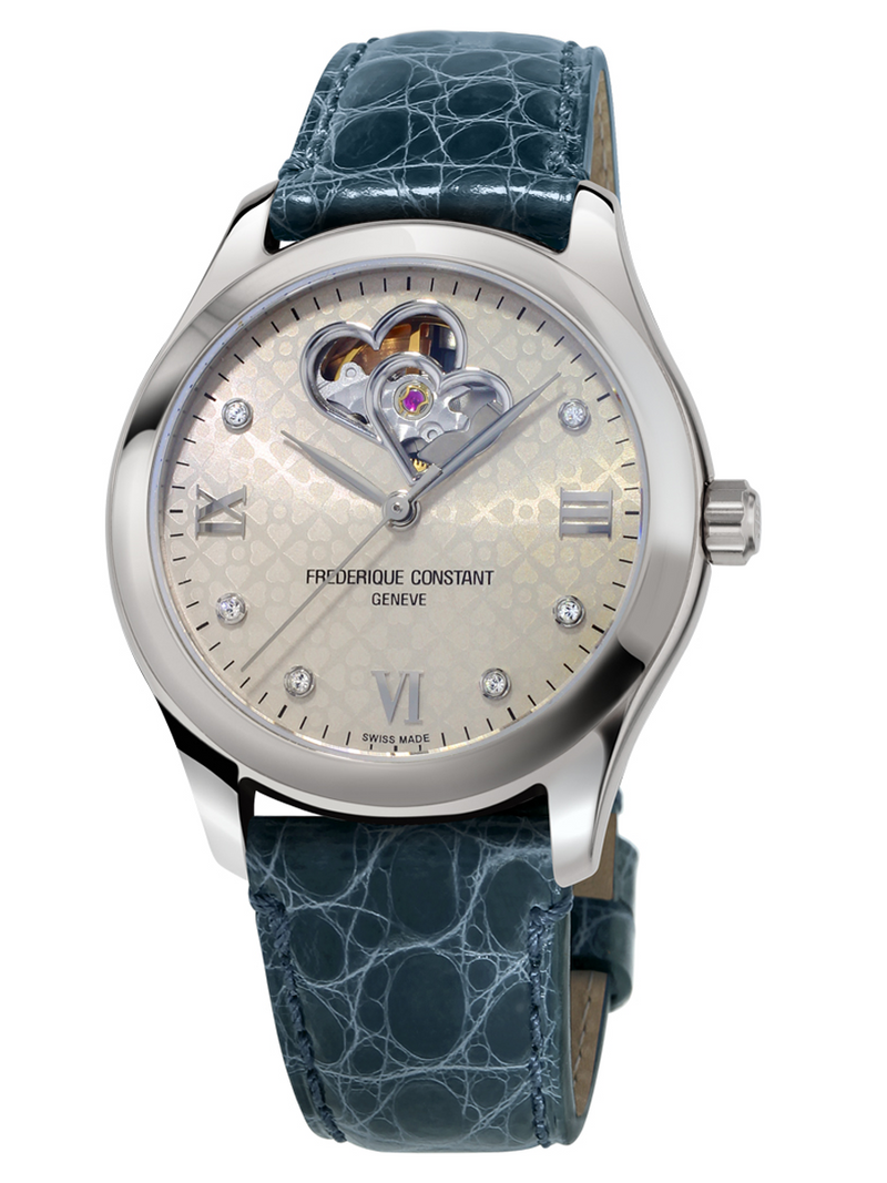 Frederique Constant Ladies Automatic Double Heart Beat  Frederique Constant
