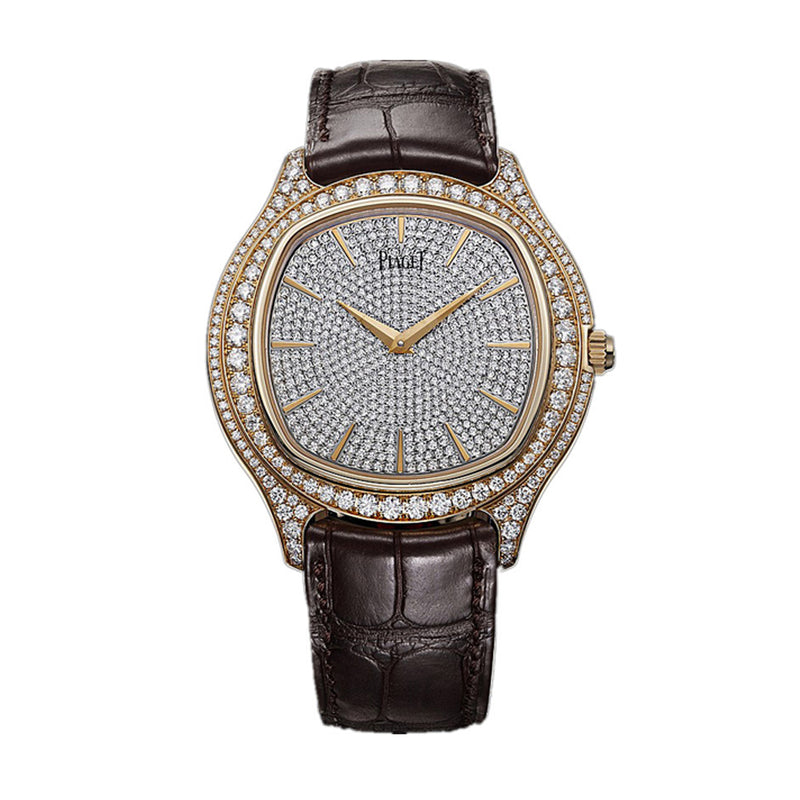 Piaget Emperador Cushion Watch  Piaget