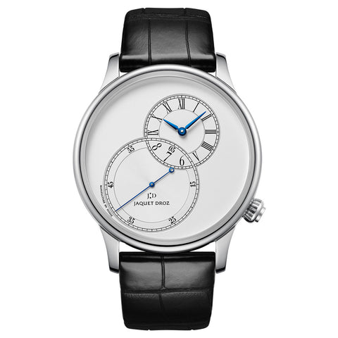 Jaquet Droz Grande Seconde Off-centered Silver - J006030240  Jaquet Droz
