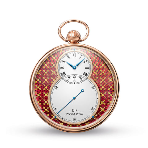 Jaquet Droz The Pocket Watch Paillonnée - J080033046  Jaquet Droz