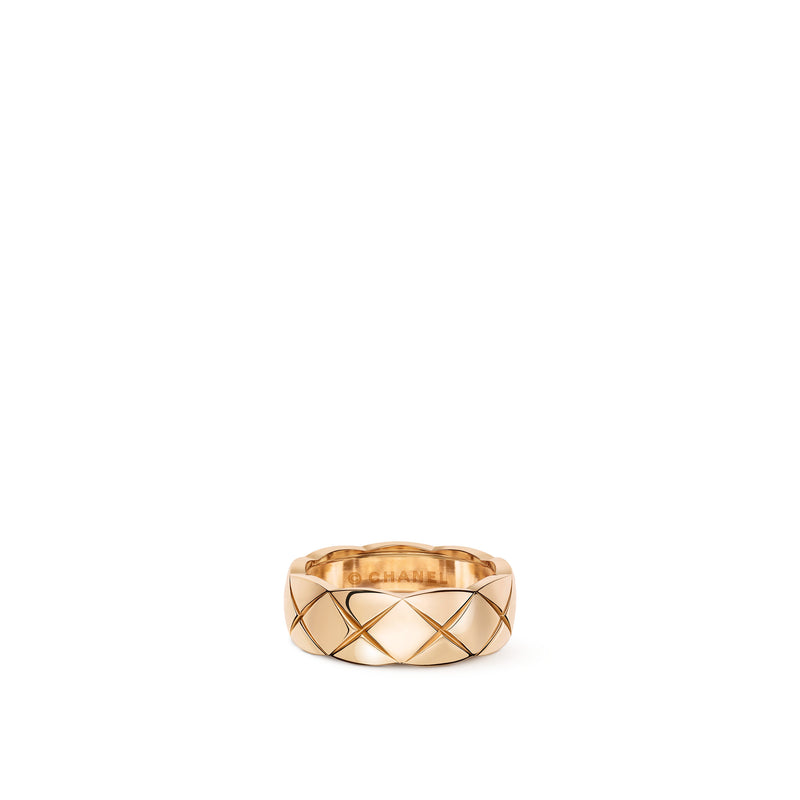 Chanel Coco Crush Ring - J10817  Chanel