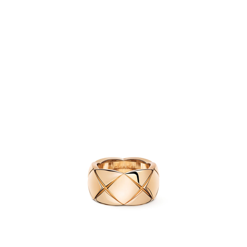Chanel Coco Crush Ring - J10818  Chanel