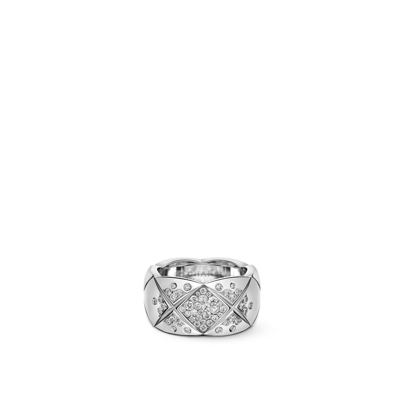 Chanel Coco Crush Ring - J10863  Chanel