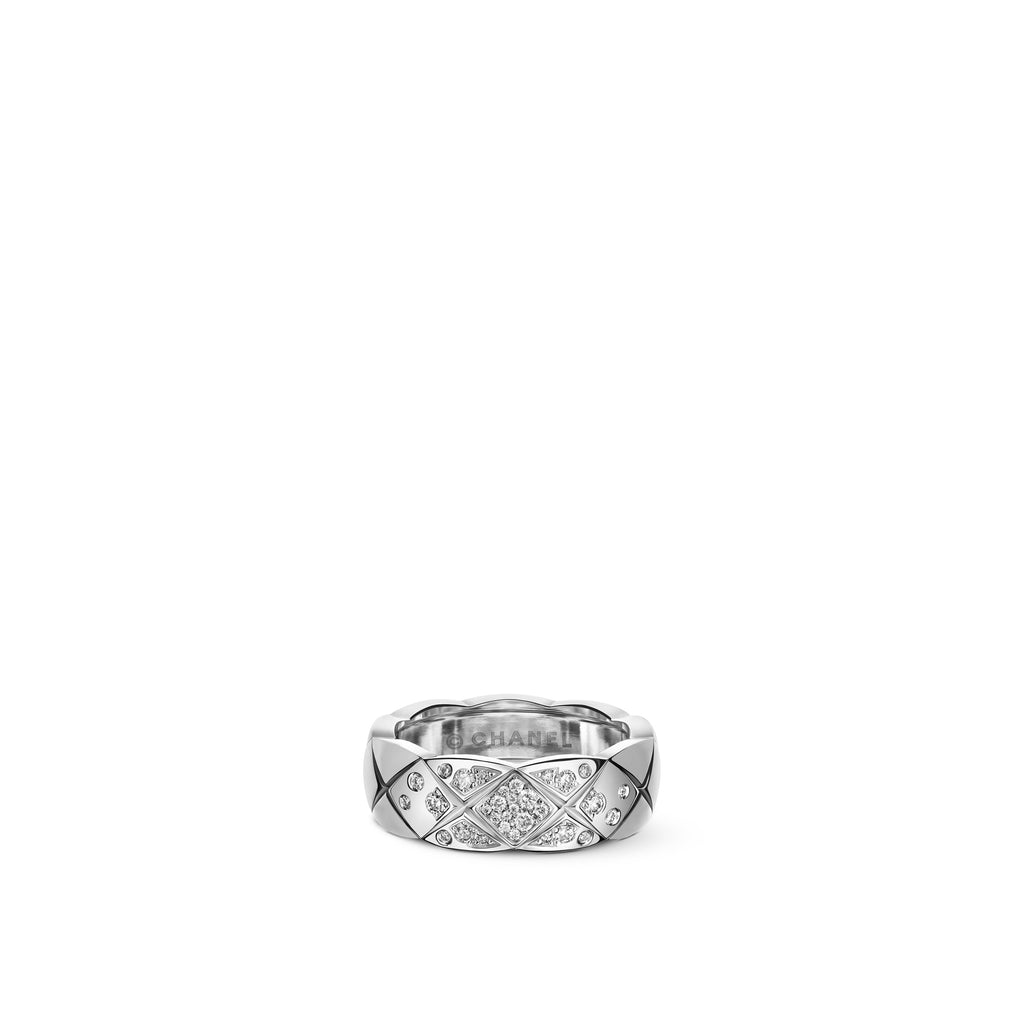 Chanel Coco Crush Ring - J10865  Chanel