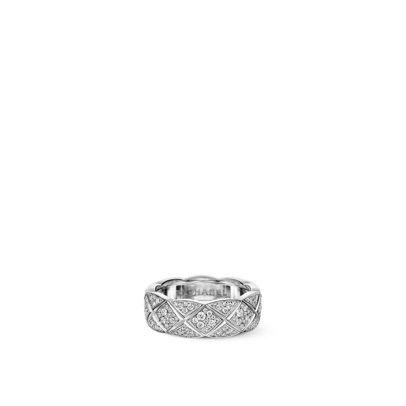 Chanel Coco Crush Ring - J10954  Chanel