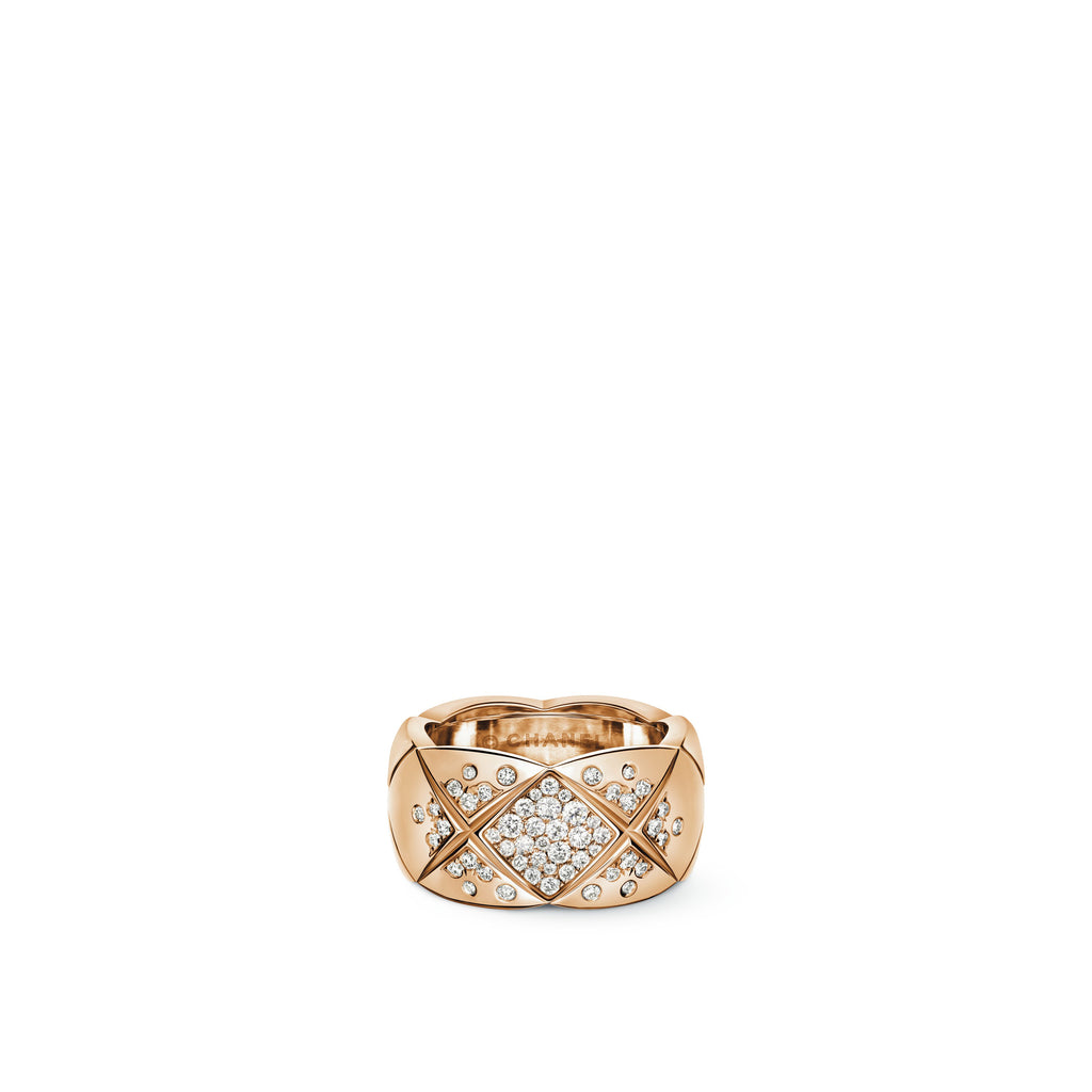 Chanel Coco Crush Ring - J11100  Chanel