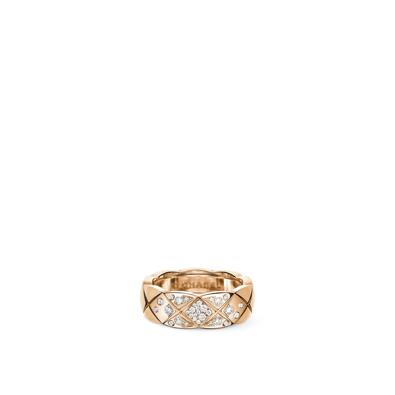 Chanel Coco Crush Ring - J11101  Chanel