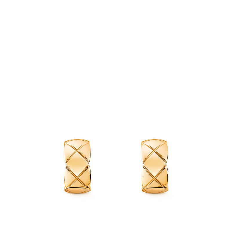 Chanel Coco Crush Earrings - J11134  Chanel