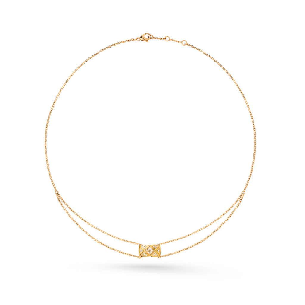 Chanel Coco Crush Necklace - J11358  Chanel