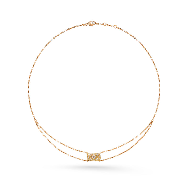 Chanel Coco Crush Necklace - J11359  Chanel